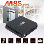 M8S Pro Ultra HD Android TV Box