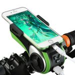 6in1 Multifunction Outdoor Bicycle Audio Player
