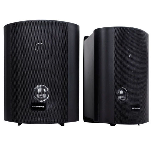 2-Way Indoor Outdoor Waterproof Speakers