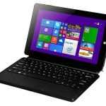 10.6 Inch Chuwi quad core Tablet PC with dual Windows and Android OS