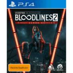 Vampire: The Masquerade – Bloodlines 2 First Blood Edition – Coming 2020
